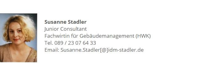 Susanne Stadler IDM